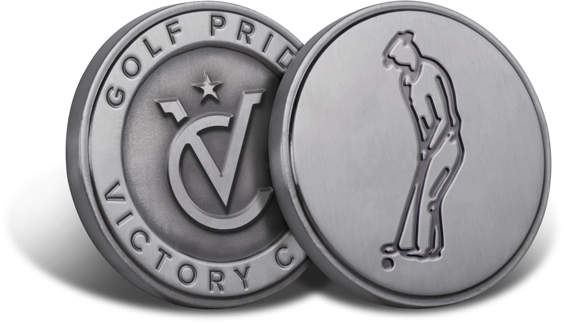 Victory Club Member Ball Marker