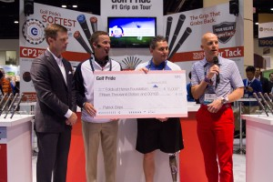 Golf Pride Donates to Folds of Honor